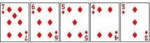 Flush - mãos de poker