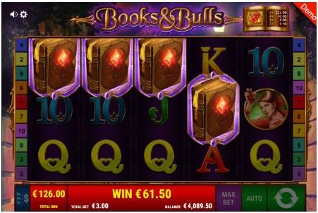 Books and Bulls3