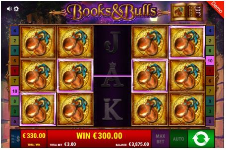 Books and Bulls4