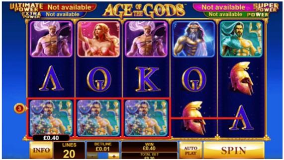 slot Age of Gods2