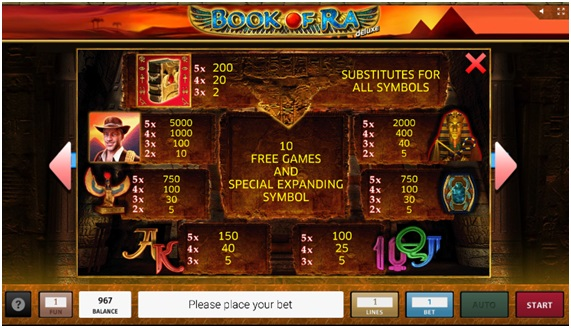 slot Book of Ra Deluxe3
