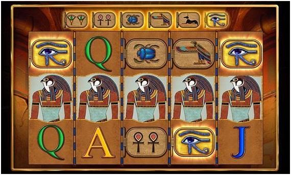 Eye of Horus2