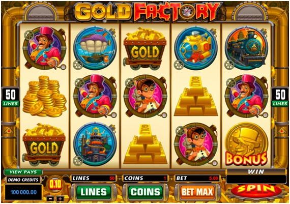 Gold Factory3