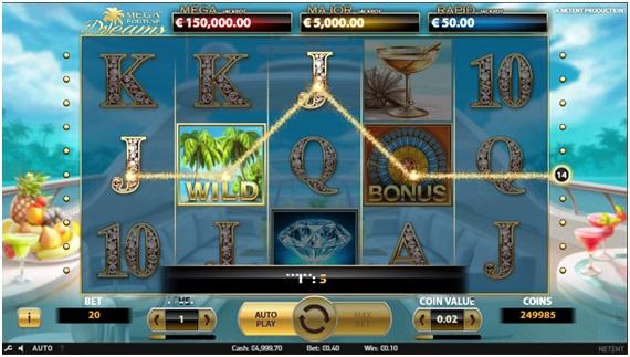 Mega Fortune3
