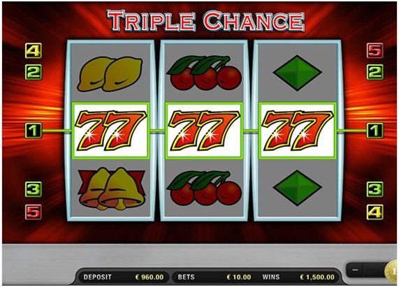 Triple Chance 3